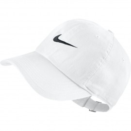Kšiltovka Nike junior H86 UNIVERSITY white