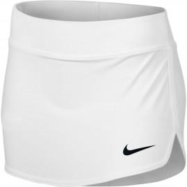 Dívčí tenisová sukně Nike Pure white