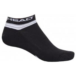Dámské tenisové ponožky  HEAD Inliner Trinity Women black / 3 páry