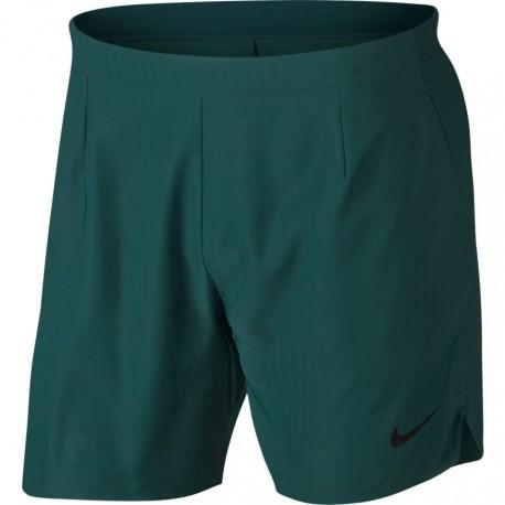 Pánské tenisové šortky Nike Flex Ace DK ATOMIC TEAL