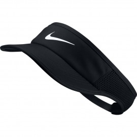 Kšilt Nike AeroBill Featherlight BLACK