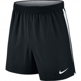 Pánské tenisové šortky Nike Court Dry 7´ BLACK/WHITE