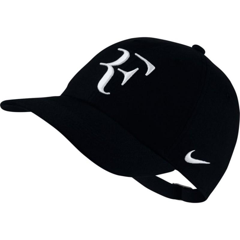 f693f228a08 Kšiltovka Nike RF AeroBill H86 BLACK - Tenissport Březno