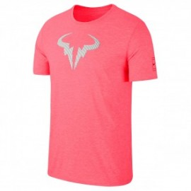 Chlapecké tenisové tričko Nike Rafa Legend SUNSET PULSE