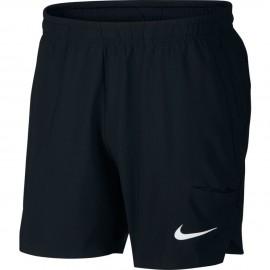 Pánské tenisové šortky Nike Flex Ace BLACK