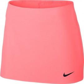 Dámská tenisová sukně Nike Power Spin LAVA GLOW BLACK 7e7bc88b45