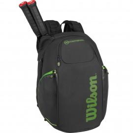 Tenisový batoh Wilson Vancouver black/lime