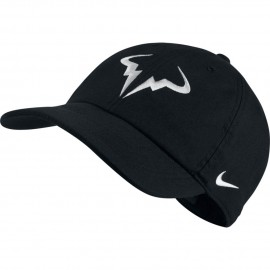 Tenisová kšiltovka Nike Rafa AeroBill H86 BLACK