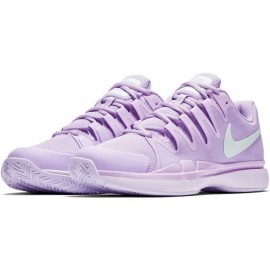 Dámská tenisová obuv Nike Zoom Vapor 9.5 Tour VIOLET MIST/WHITE