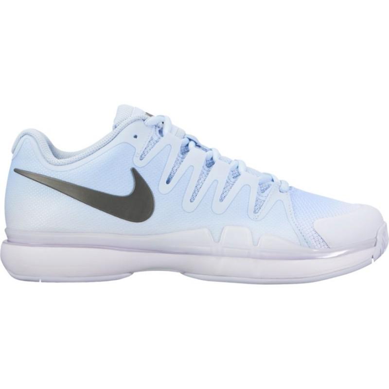 Dámská tenisová obuv Nike Zoom Vapor 9.5 Tour HYDROGEN BLUE WHITE ... 7653b6ed53c