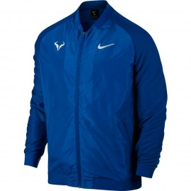 Pánská tenisová bunda Nike Rafa BLUE JAY 17bf7dead1