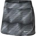 Dámská tenisová sukně Nike Pure BLACK WHITE