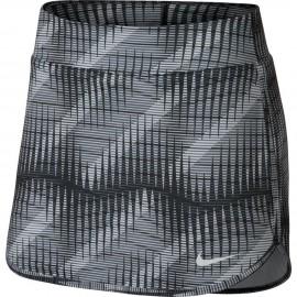 Dámská tenisová sukně Nike Pure BLACK/WHITE