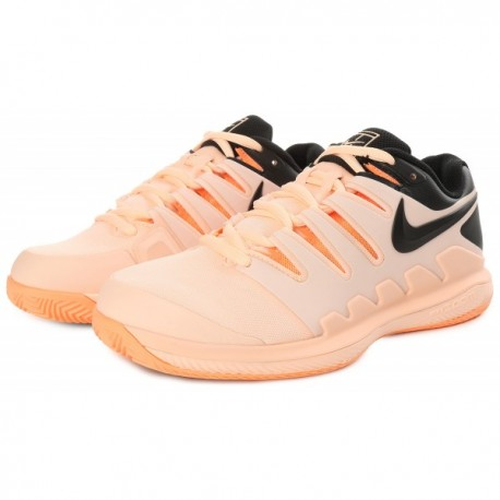Dámská tenisová obuv  Nike Air Zoom Vapor X Clay CRIMSON TINT