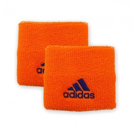 Tenisová potítka adidas Wristband Small orange