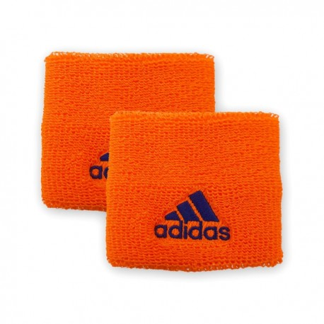 Tenisová potítka adidas Wristband Small orange