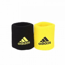 Potítka adidas WB S black/yellow
