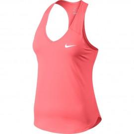 Dámské tenisové tílko Nike Pure LAVA GLOW