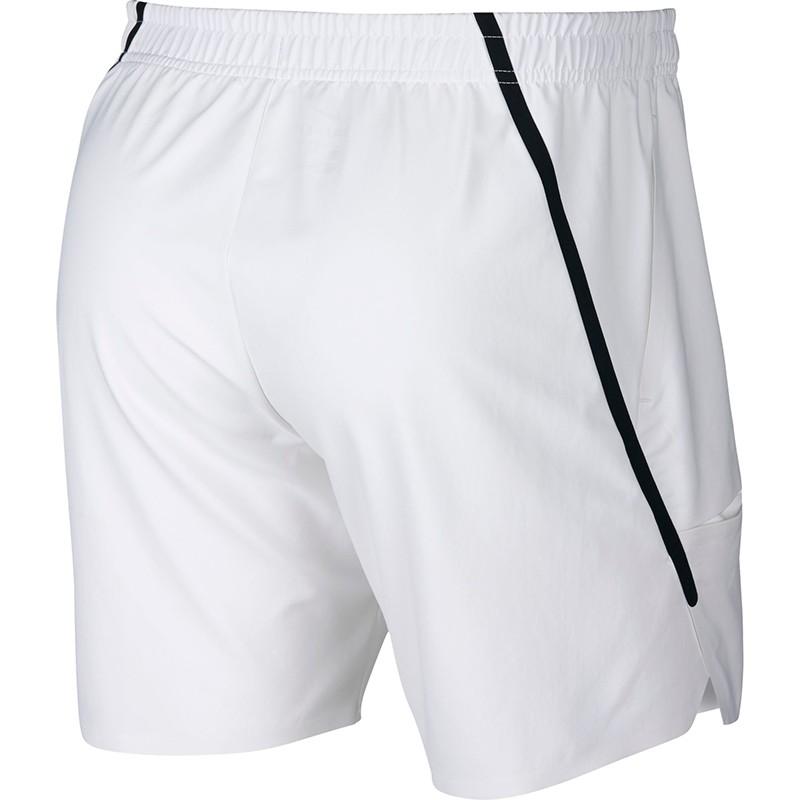 31a27e48b47 Pánské tenisové šortky Nike Flex Ace white - Tenissport Březno