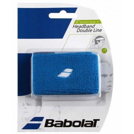 Čelenka Babolat Double Line blue