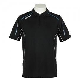 Pánské tenisové tričko Babolat Polo Match Core black