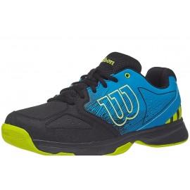 Dětská tenisová obuv Wilson Stroke Blue
