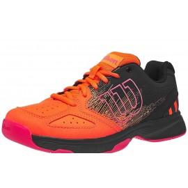 Dětská tenisová obuv Wilson Stroke jr Orange