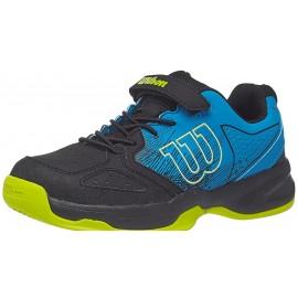 Dětská tenisová obuv Wilson Stroke K Blue