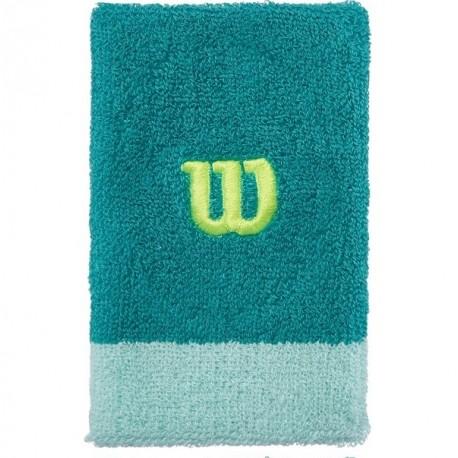 Potítka Wilson Extra Wide  zelená 2 ks
