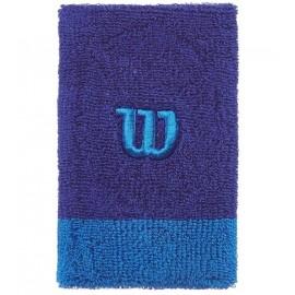 Potítka Wilson Extra Wide blue 2 ks