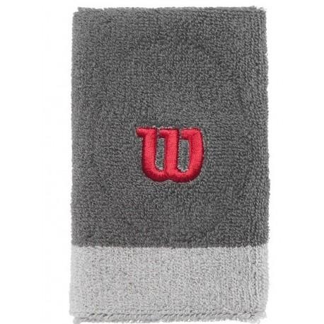 Potítka Wilson Extra Wide grey 2 ks