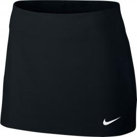 Dámská tenisová sukně Nike Power Spin BLACK
