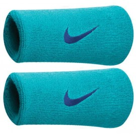 Potítka Nike swoosh doublewide liht blue