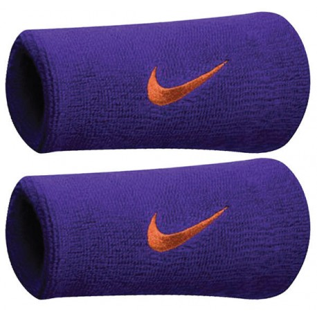 38371a5cd56 Potítka Nike swoosh doublewide Purple - Tenissport Březno