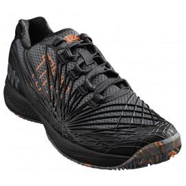 Pánská tenisová obuv Wilson Kaos 2.0 CLAY Black
