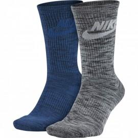 Pánské ponožky Nike Sportswear Advance Crew 2 páry