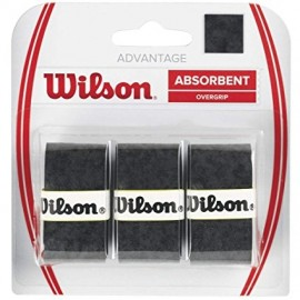 Omotávka Wilson Advantage 3PK black
