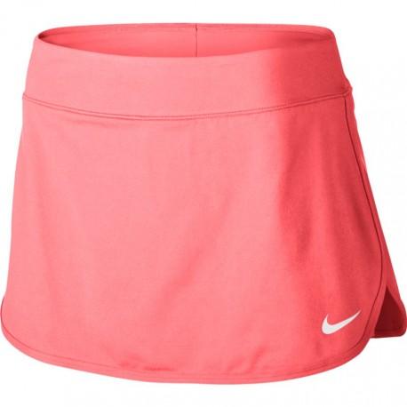 Dámská tenisová sukně Nike Pure LAVA GLOW