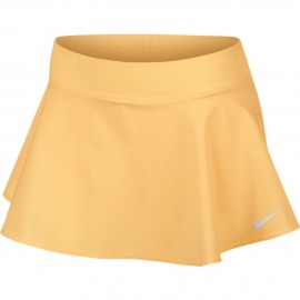 Dětská tenisová sukně Nike Pure TANGERINE TINT