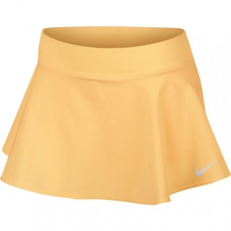 Dívčí tenisová sukně Nike Pure TANGERINE TINT