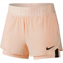 Dámské tenisové šortky Nike Dry Ace CRIMSON TINT