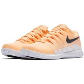 Dámská tenisová obuv Nike Air Zoom Vapor X Clay TANGERINE TINT