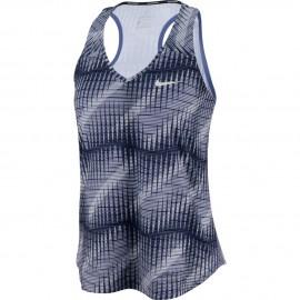 Dámské tenisové tílko Nike Pure PURPLE SLATE/WHITE