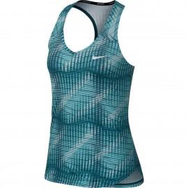 Dámské tenisové tílko Nike Pure BLUE FORCE/WHITE