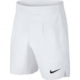 Chlapecké tenisové šortky Nike Ace white