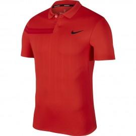 Pánské tenisové tričko Nike Zonal Cooling RF Advantage red