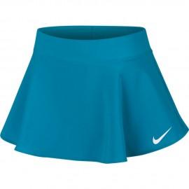 Dívčí tenisová sukně Nike Pure NEO TURQ
