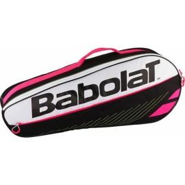 Tenisová taška Babolat RH Essential X4 pink 2018