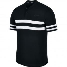Pánské tenisové tričko Nike Dry Advantage Polo Black