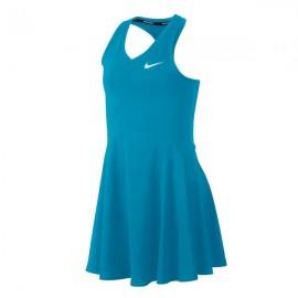 Dětské tenisové šaty Nike Pure NEO TURQ